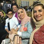 عکس های سوگل طهماسبی در آسایشگاه شهید بهشتی مشهد