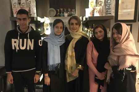 عکس های شبنم قلی خانی در جشن تولد 40 سالگی اش 2 عکس های شبنم قلی خانی در جشن تولد 40 سالگی اش