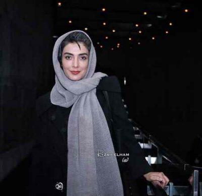 عکس های لیلا زارع در اکران مردمی فیلم غیر مجاز (4)