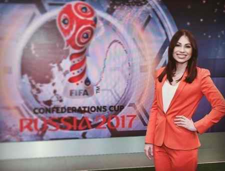 عکس های مجری جام جهانی 2018 ماریا کوماندنایا 3 عکس های مجری جام جهانی 2018 ماریا کوماندنایا