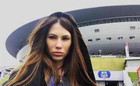 عکس های مجری جام جهانی 2018 ماریا کوماندنایا (5)