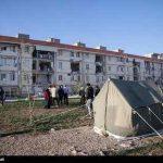 عکس های مصدومان و زخمی شدگان زلزله کرمانشاه پاییز 96