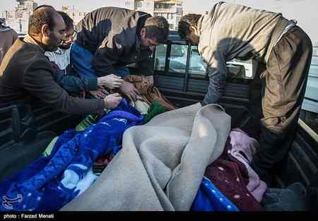 عکس های مصدومان و زخمی شدگان زلزله کرمانشاه پاییز 96 (10)