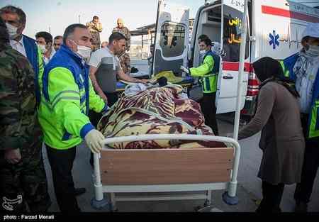 عکس های مصدومان و زخمی شدگان زلزله کرمانشاه پاییز 96 (11)