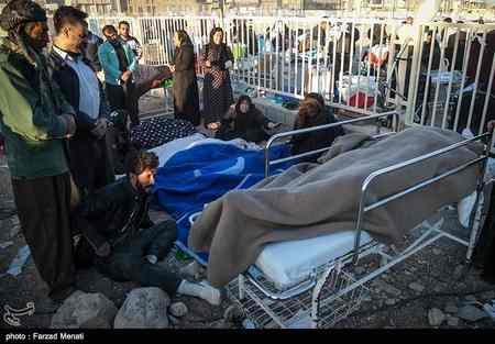 عکس های مصدومان و زخمی شدگان زلزله کرمانشاه پاییز 96 (12)