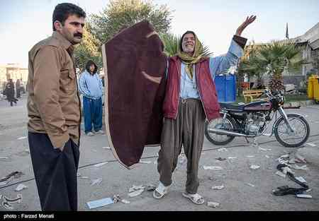 عکس های مصدومان و زخمی شدگان زلزله کرمانشاه پاییز 96 (13)