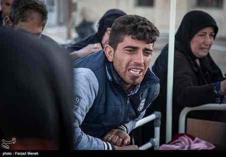 عکس های مصدومان و زخمی شدگان زلزله کرمانشاه پاییز 96 (15)