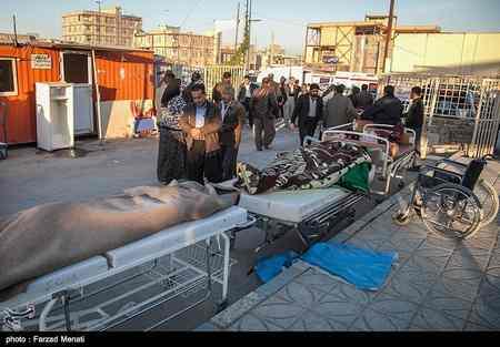 عکس های مصدومان و زخمی شدگان زلزله کرمانشاه پاییز 96 (19)