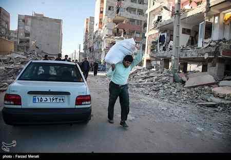 عکس های مصدومان و زخمی شدگان زلزله کرمانشاه پاییز 96 (2)