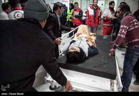 عکس های مصدومان و زخمی شدگان زلزله کرمانشاه پاییز 96 (20)
