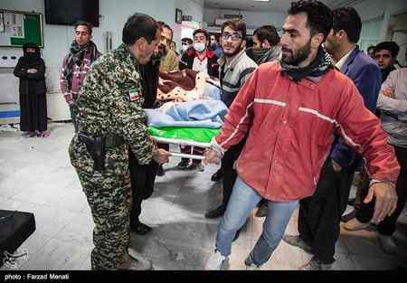 عکس های مصدومان و زخمی شدگان زلزله کرمانشاه پاییز 96 (23)