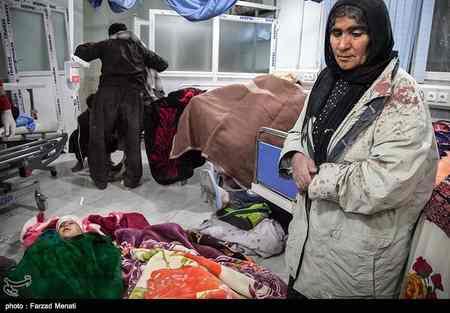 عکس های مصدومان و زخمی شدگان زلزله کرمانشاه پاییز 96 (27)