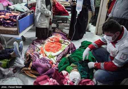 عکس های مصدومان و زخمی شدگان زلزله کرمانشاه پاییز 96 (28)