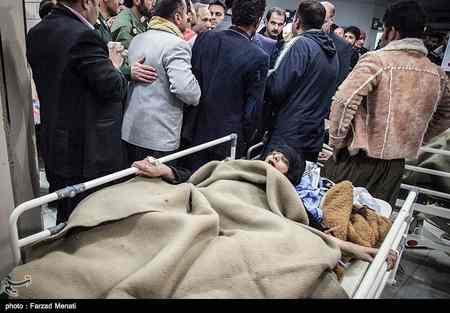 عکس های مصدومان و زخمی شدگان زلزله کرمانشاه پاییز 96 (29)