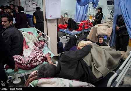 عکس های مصدومان و زخمی شدگان زلزله کرمانشاه پاییز 96 (30)