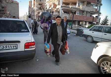 عکس های مصدومان و زخمی شدگان زلزله کرمانشاه پاییز 96 (4)