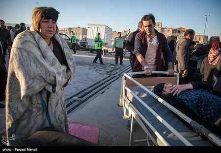 عکس های مصدومان و زخمی شدگان زلزله کرمانشاه پاییز 96 (5)