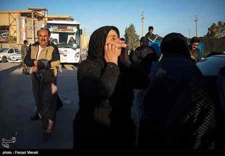 عکس های مصدومان و زخمی شدگان زلزله کرمانشاه پاییز 96 (6)