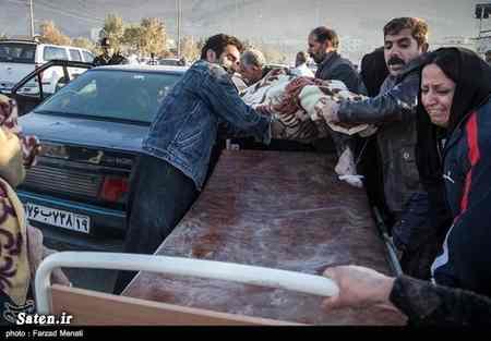 عکس های مصدومان و زخمی شدگان زلزله کرمانشاه پاییز 96 (7)