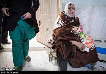 عکس های مصدومان و زخمی شدگان زلزله کرمانشاه پاییز 96 (8)