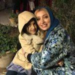 عکس های نگار عابدی در افتتاحیه کافه مانا