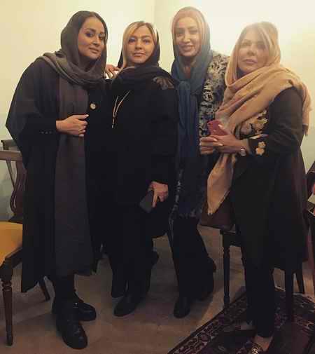 عکس های نگار عابدی در افتتاحیه کافه مانا (2)