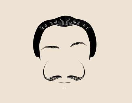 عکس پروفایل سبیل مردانه و پسرانه فانتزی و خاص 10 عکس پروفایل سبیل مردانه و پسرانه فانتزی و خاص