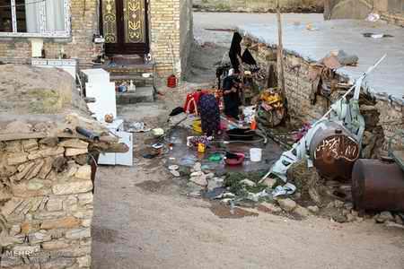 وضعیت روستای خانم آباد روانسر پس از زلزله 10 وضعیت روستای خانم آباد روانسر پس از زلزله