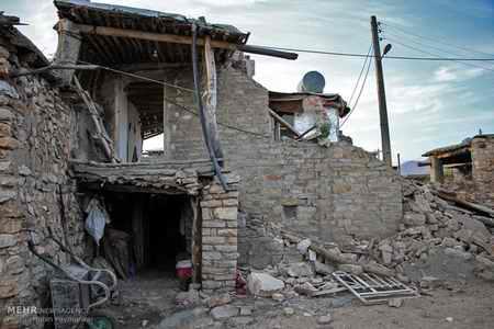 وضعیت روستای خانم آباد روانسر پس از زلزله 11 وضعیت روستای خانم آباد روانسر پس از زلزله