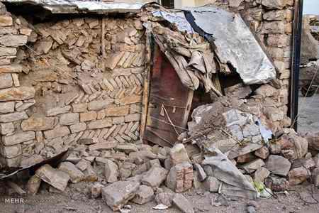 وضعیت روستای خانم آباد روانسر پس از زلزله 12 وضعیت روستای خانم آباد روانسر پس از زلزله