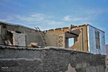 وضعیت روستای خانم آباد روانسر پس از زلزله 14 وضعیت روستای خانم آباد روانسر پس از زلزله