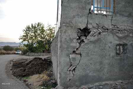 وضعیت روستای خانم آباد روانسر پس از زلزله 15 وضعیت روستای خانم آباد روانسر پس از زلزله