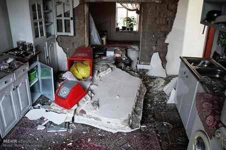 وضعیت روستای خانم آباد روانسر پس از زلزله 20 وضعیت روستای خانم آباد روانسر پس از زلزله