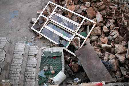 وضعیت روستای خانم آباد روانسر پس از زلزله 21 وضعیت روستای خانم آباد روانسر پس از زلزله