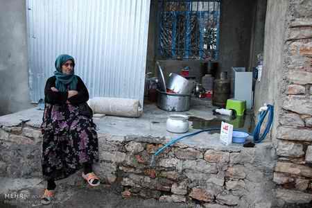 وضعیت روستای خانم آباد روانسر پس از زلزله 22 وضعیت روستای خانم آباد روانسر پس از زلزله