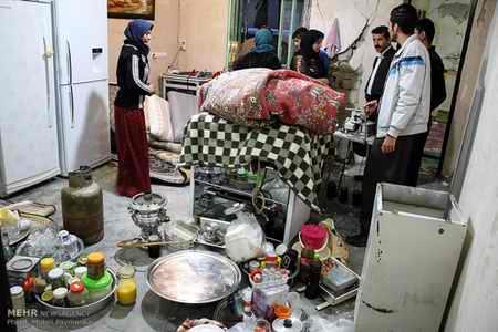 وضعیت روستای خانم آباد روانسر پس از زلزله 24 وضعیت روستای خانم آباد روانسر پس از زلزله