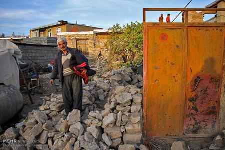وضعیت روستای خانم آباد روانسر پس از زلزله 4 وضعیت روستای خانم آباد روانسر پس از زلزله