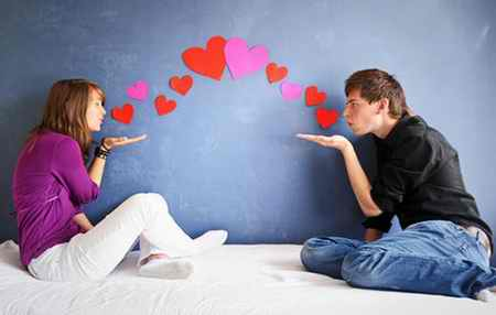 چطور به یک دختر بفهمانیم دوستش داریم 2 چطور به یک دختر بفهمانیم دوستش داریم