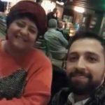 کلیپ دیدار محسن افشانی و رابعه اسکویی در ترکیه