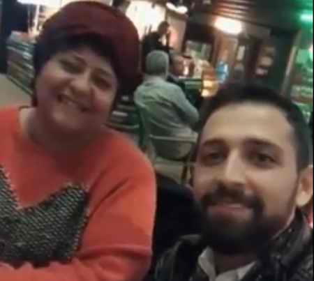 کلیپ دیدار محسن افشانی و رابعه اسکویی در ترکیه کلیپ دیدار محسن افشانی و رابعه اسکویی در ترکیه