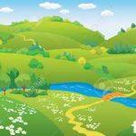 انشا سرگذشت یک رود بسیار زیبا و خواندنی