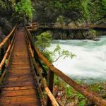 انشا گذر از رودخانه در دشتی زیبا و دیدنی