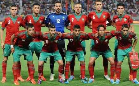 بازیکنان معروف تیم فوتبال مراکش در جام جهانی 2018