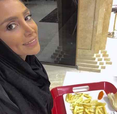 بیوگرافی الهام عرب مدل ایرانی و همسرش (15)