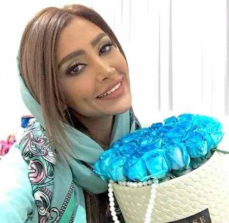 بیوگرافی الهام عرب مدل ایرانی و همسرش (2)