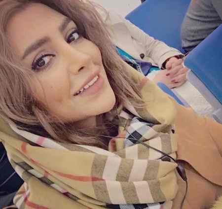 بیوگرافی الهام عرب مدل ایرانی و همسرش (8)