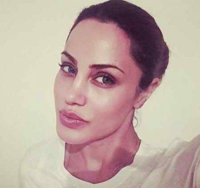 بیوگرافی رامانا بدل ایرانی آنجلینا جولی کامل