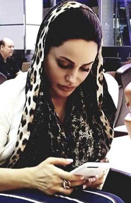 بیوگرافی رامانا بدل ایرانی آنجلینا جولی کامل 5 بیوگرافی رامانا بدل ایرانی آنجلینا جولی کامل