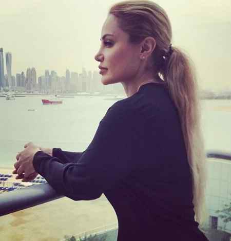 بیوگرافی رامانا بدل ایرانی آنجلینا جولی کامل 9 بیوگرافی رامانا بدل ایرانی آنجلینا جولی کامل
