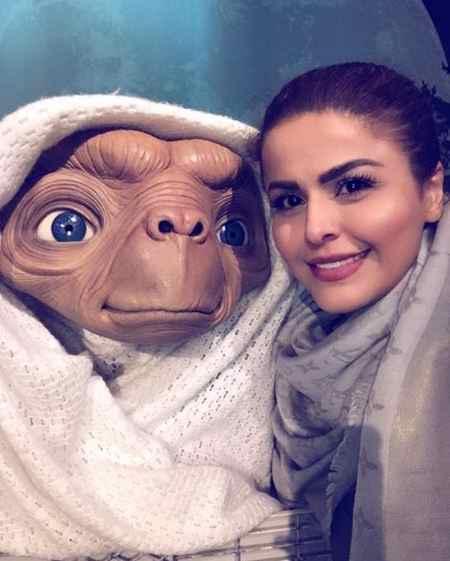 بیوگرافی سحر خواننده و همسرش (11)